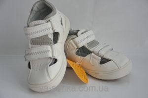 Туфли-сандалии для мальчика