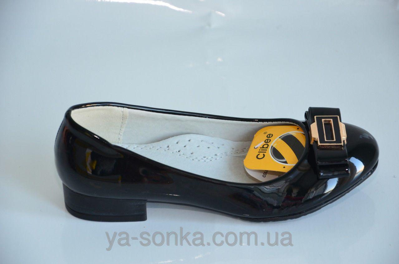 46269eaa775f42 Купить детские туфли. Туфли для девочки Clibee, 0033DTC - Ясонька ...
