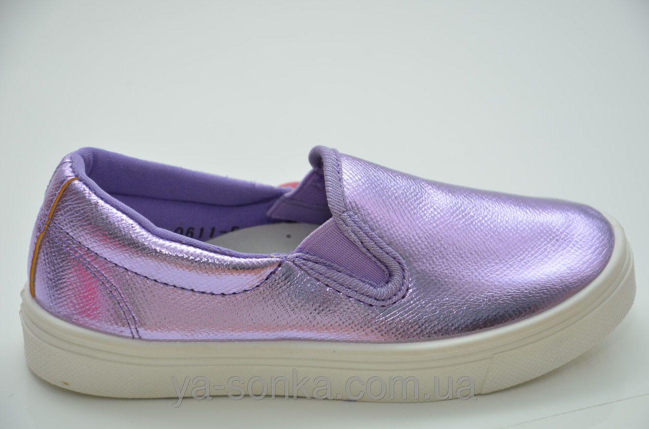 Купить детские туфли. Слипоны для девочки TOM.M c7a6f5e6290bf