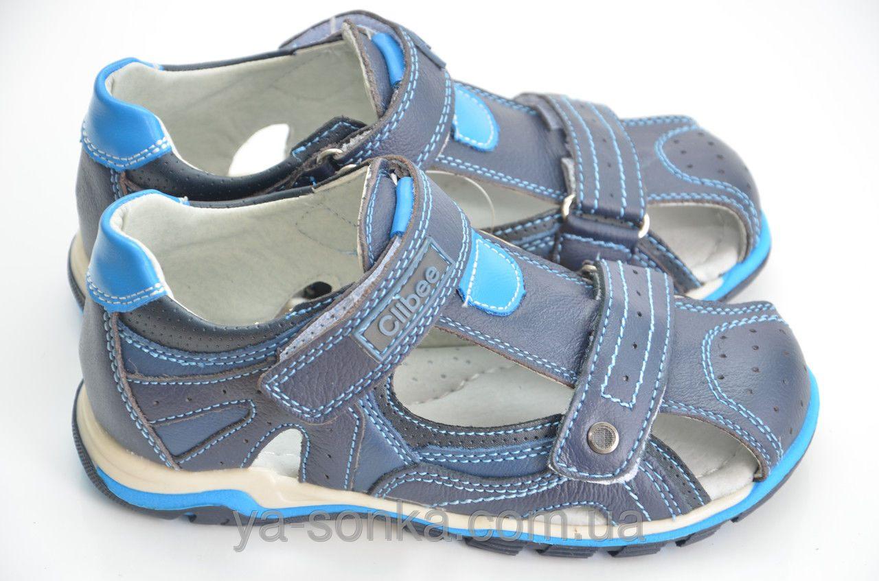 9732637a Купить детские босоножки и сандалии. Сандалии для мальчика Clibee ...