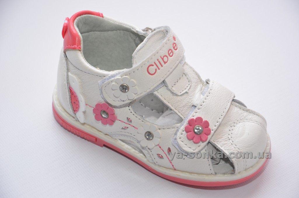 c89040f0365c7f Купить детские босоножки и сандалии. Сандалии для девочки Clibee ...
