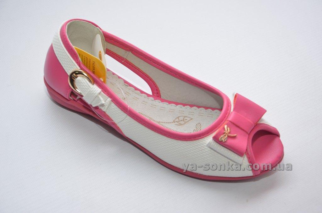 Купить детские туфли. Туфли-босоножки для девочки Clibee 61d37f0cab0db