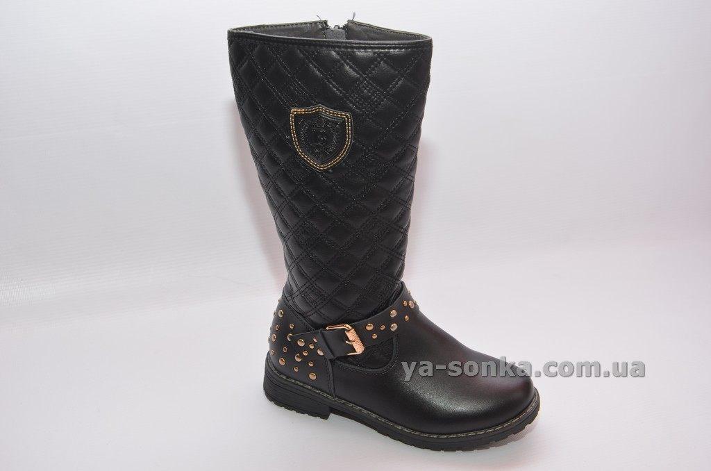 Купить детскую зимнюю обувь. Высокие зимние сапоги Clibee 12047dd6ac354