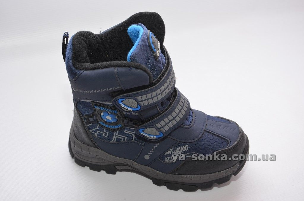 b7a0c55421613f Купить детскую зимнюю обувь. Ботинки сноубутс зимние для мальчика ...