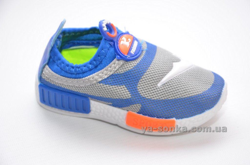 bac1c913 Купить детские кроссовки. Кроссовки-мокасины сетка для мальчика GFB ...