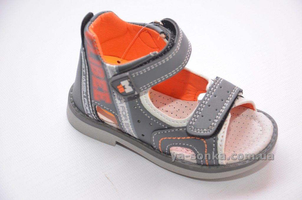 14b63e292 Купить детские босоножки и сандалии. Сандалии ортопедические для ...