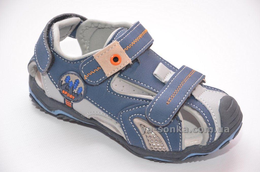 Купить детские босоножки и сандалии. Сандалии для мальчика Apawwa ... d821ff98c627e