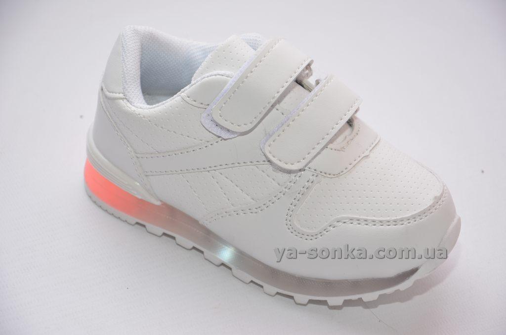 Купить детские кроссовки. Кроссовки для детей с подсветкой Bona 15d8e80796f1a