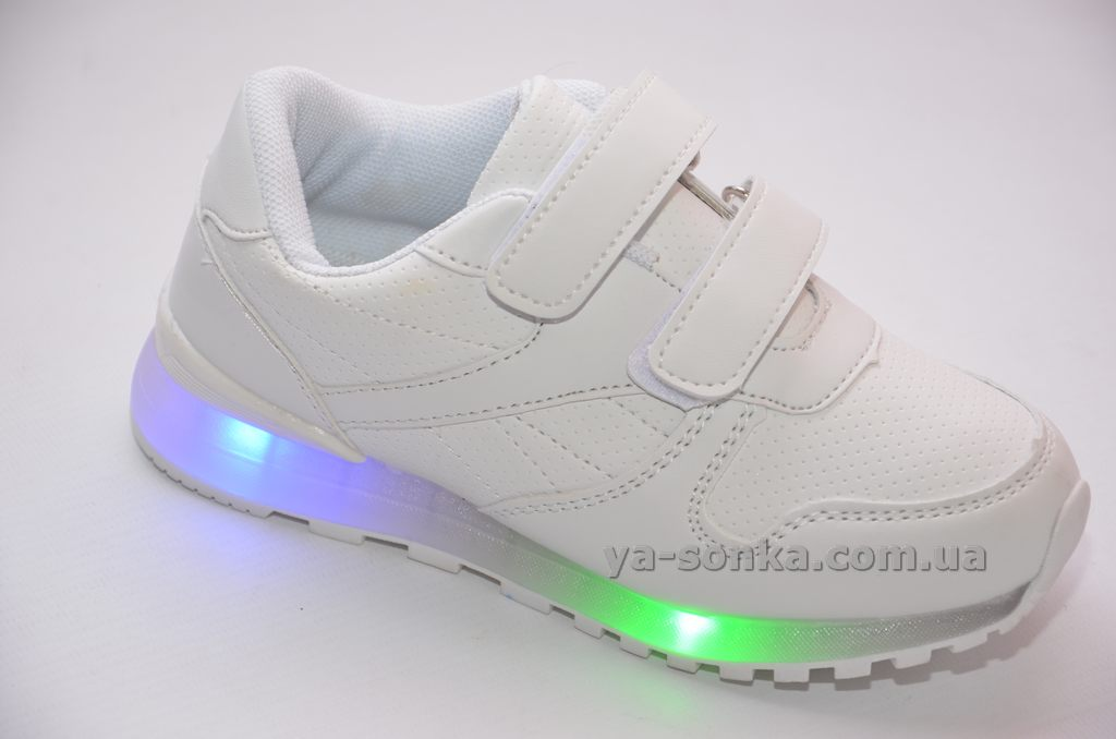 Купить детские кроссовки. Кроссовки для ребенка c подсветкой Bona ... 33ca9cea04dce