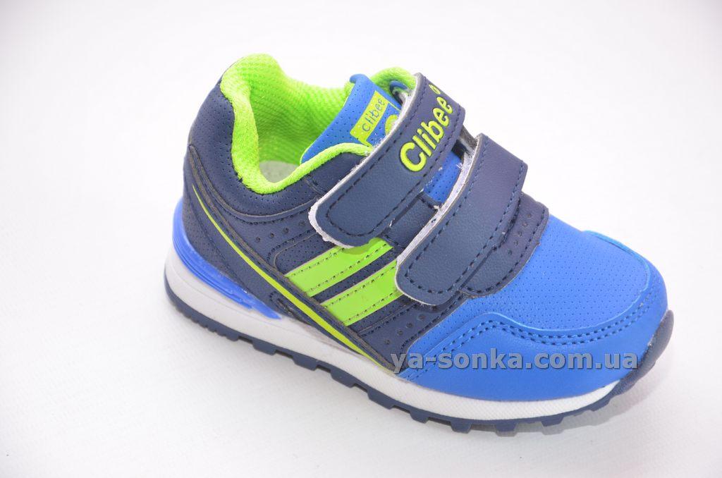 Купить детские кроссовки. Кроссовки для мальчика Clibee 5026413a56f47