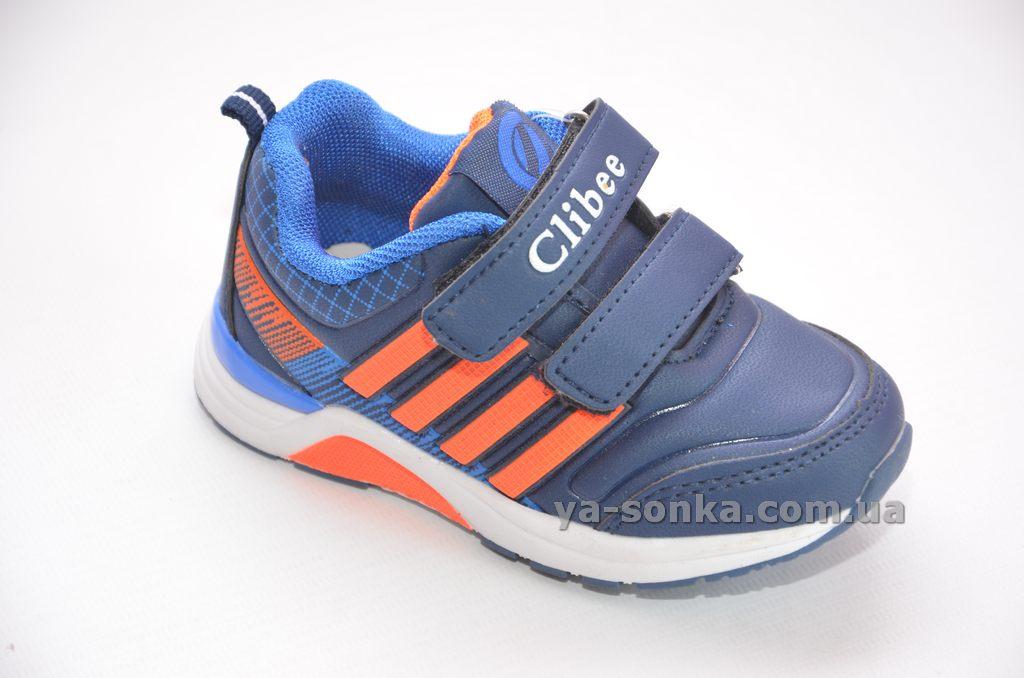 1b234e0504ba8e Купить детские кроссовки. Кроссовки для мальчика Clibee, 1031 ...