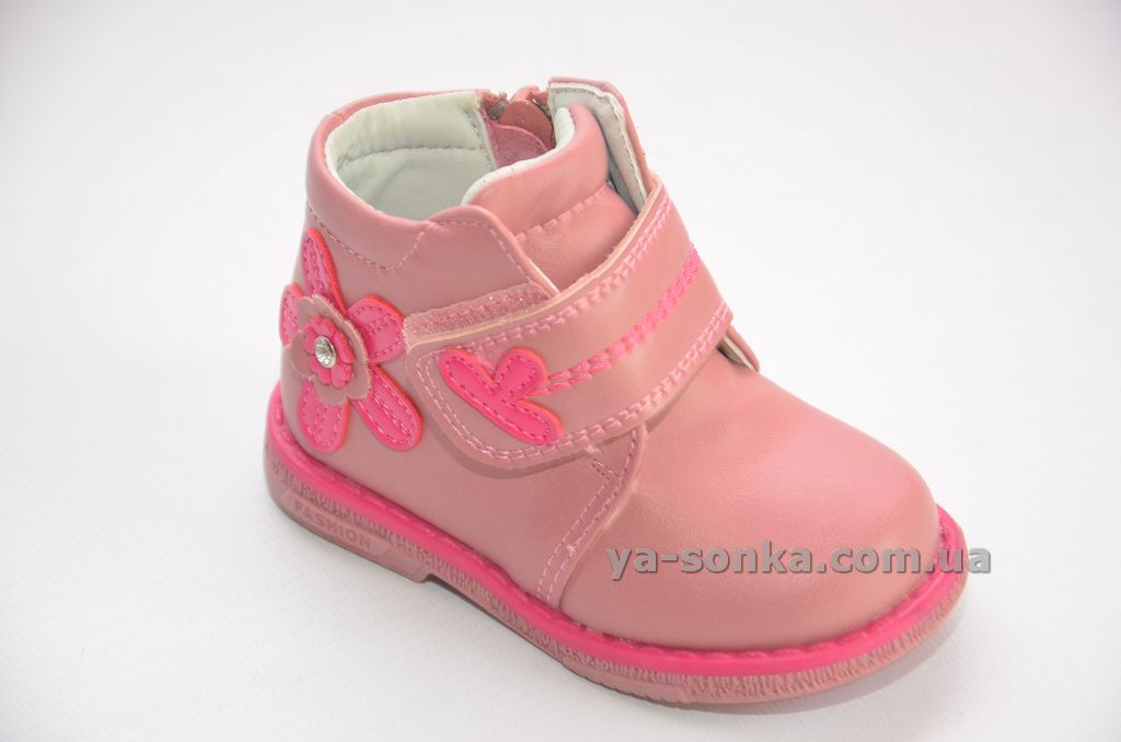 Купить детскую демисезонную обувь. Ботинки для девочки Clibee 973ba9b9202ac