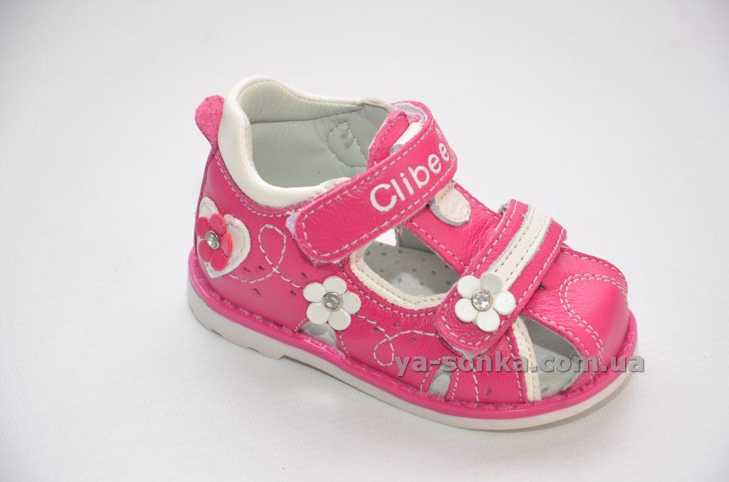 Сандалі для дівчаток - Ясонька - магазин дитячого взуття 8d911c383eca4