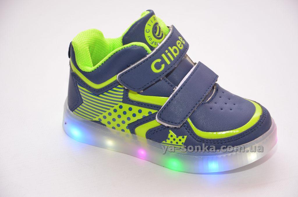 Купить детскую демисезонную обувь. Ботинки- кроссовки для мальчика с ... aa45f0ad5092a