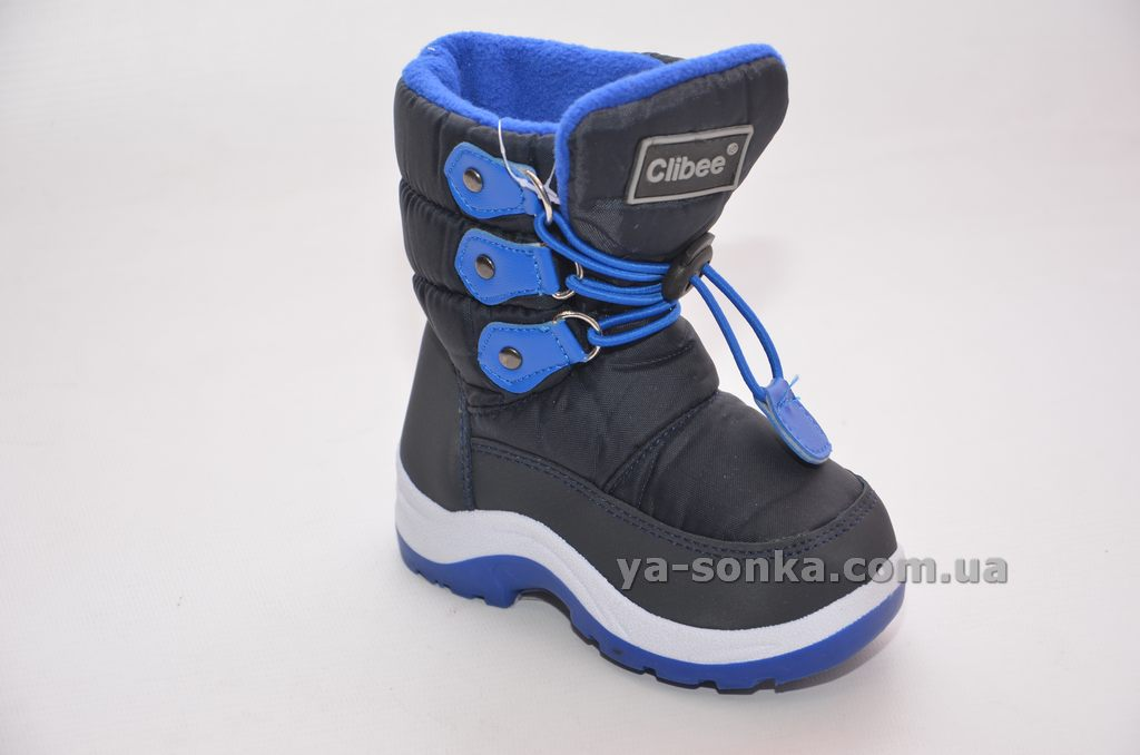 bc2ad3225 Купить детскую зимнюю обувь. Дутики для мальчика, Clibee k92 ...