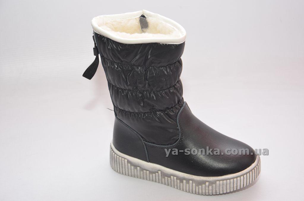 Купить детскую зимнюю обувь. Сапожки зимние для девочек Clibee 95dabda5b090e