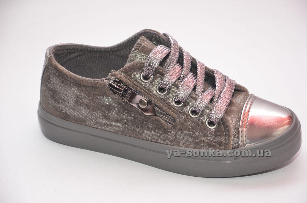 Сліпони для дівчаток - Ясонька - магазин дитячого взуття 681b21ee2ca3e