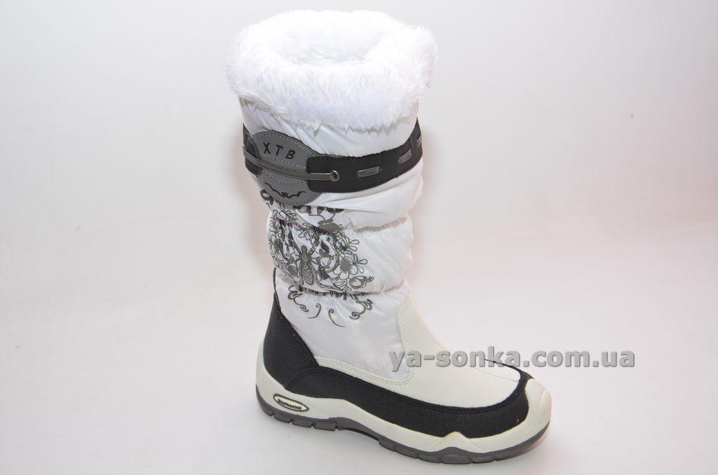 Дутики для дівчинки - Ясонька - магазин дитячого взуття 8ddb4428a7aa2