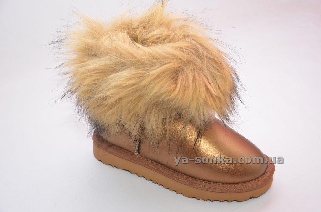 Черевики-уггі - Ясонька - магазин дитячого взуття e134a37ffd2c6