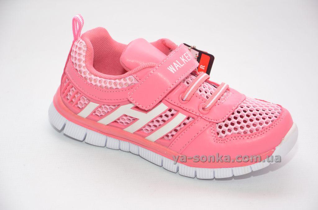 Кросівки для дівчинки - Ясонька - магазин дитячого взуття 28bc80cb2e98d