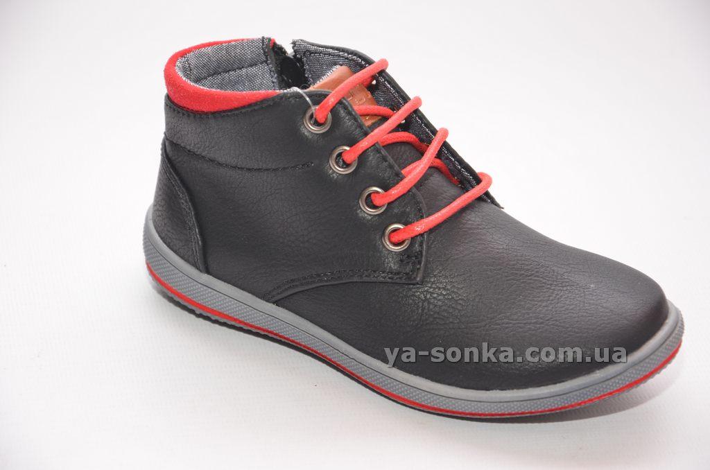 Черевики для хлопчика - Ясонька - магазин дитячого взуття 146900f57633f