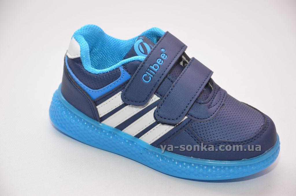7043e8c551048c Кросівки з підсвіткою для хлопчика - Ясонька - магазин дитячого взуття