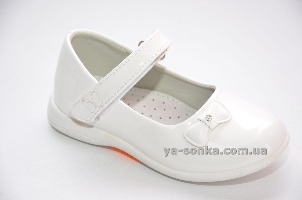 Туфлі для дівчинки - Ясонька - магазин дитячого взуття e0ba763f8287d