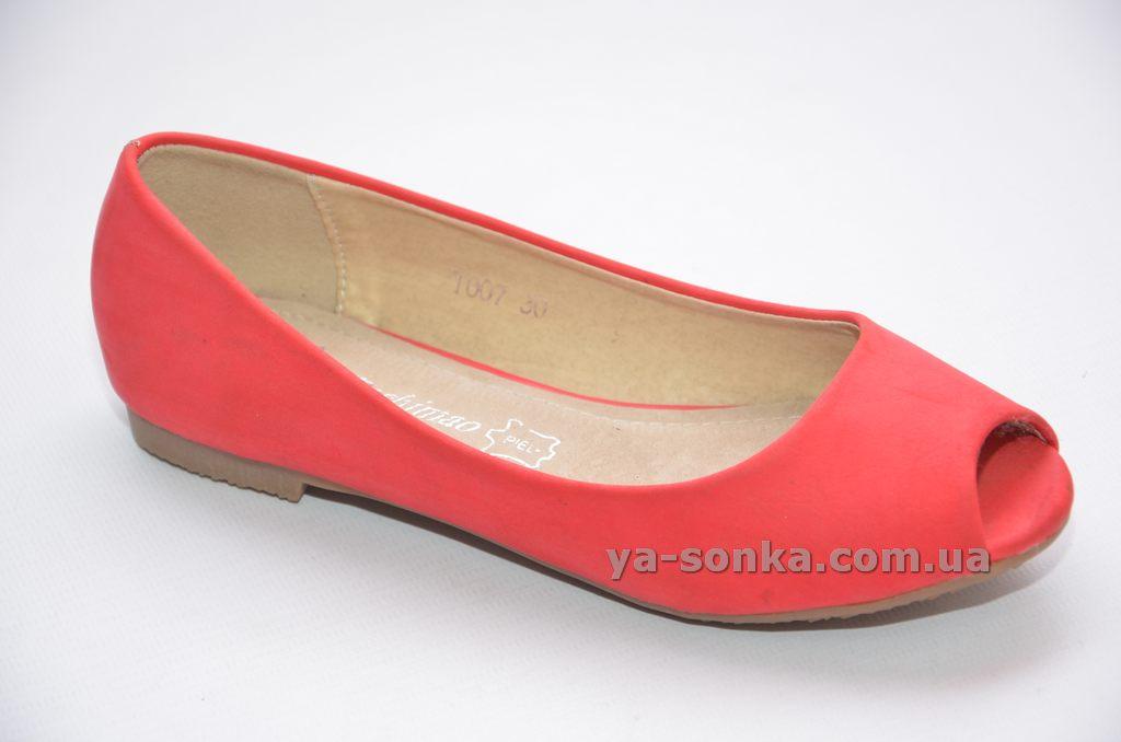 Відкриті туфлі дівчатам - Ясонька - магазин дитячого взуття f3cad8a7378f4