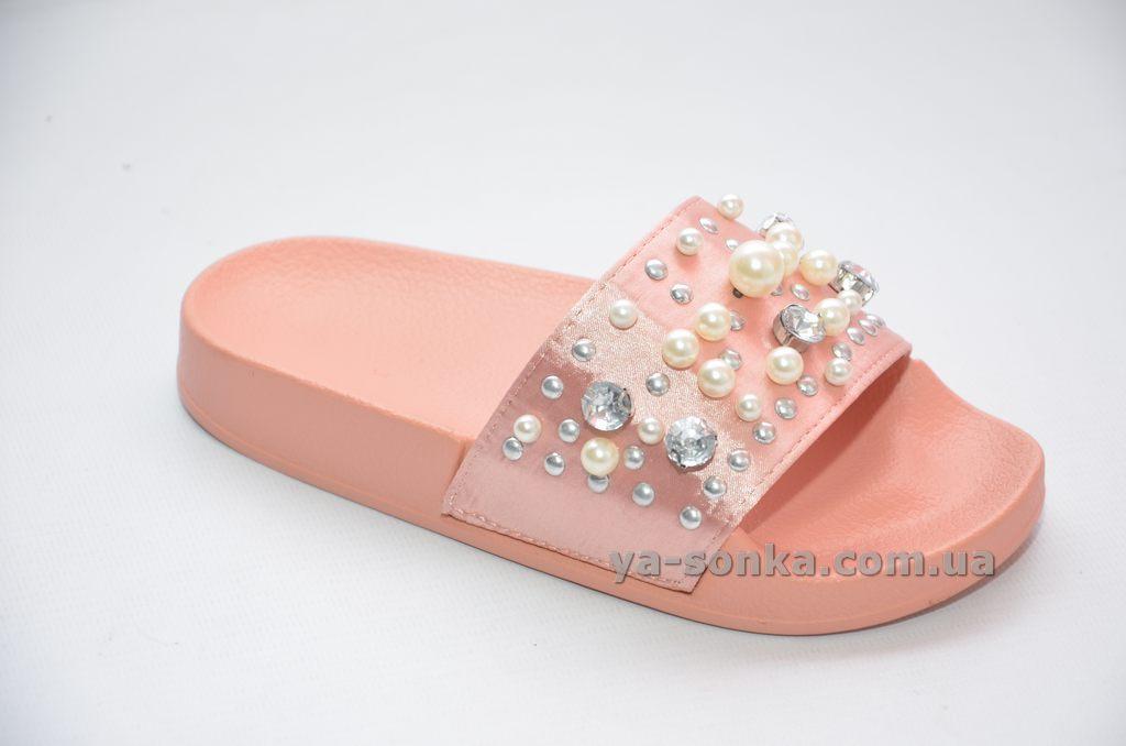 Модні шльопанці дівчатам. - Ясонька - магазин дитячого взуття f19e8e404a2e0