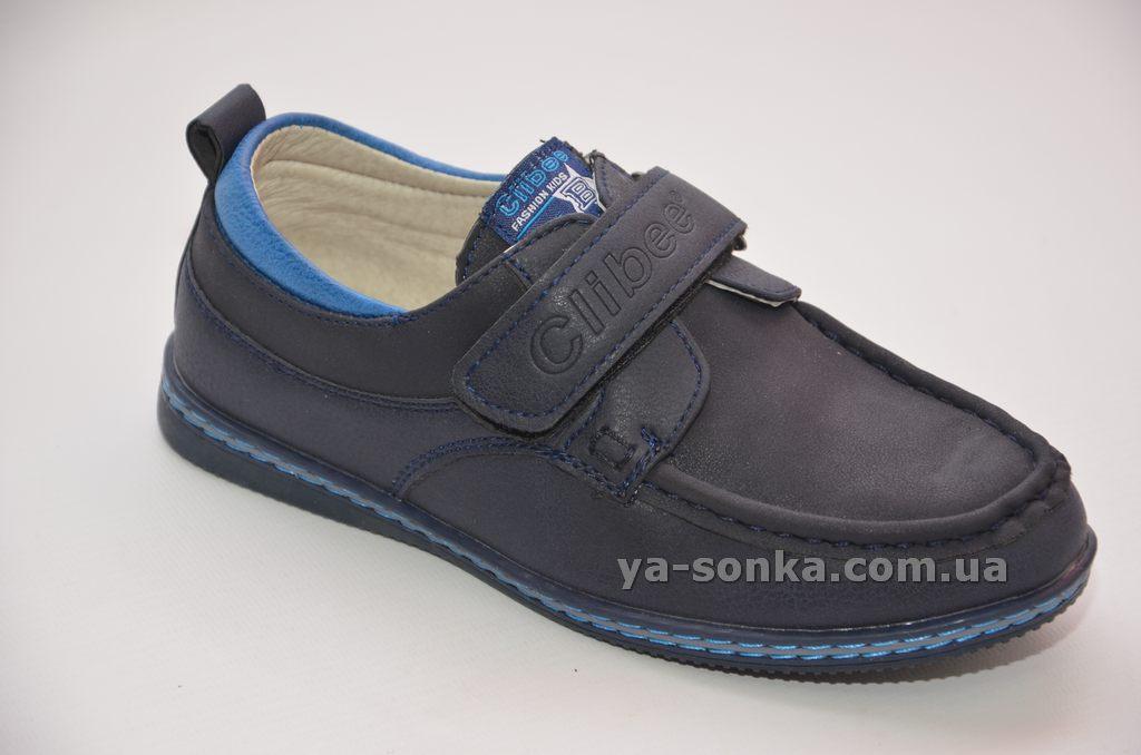 4332eee5c68059 Купить детские туфли. Туфли для мальчика Clibee, 2030 - Ясонька ...