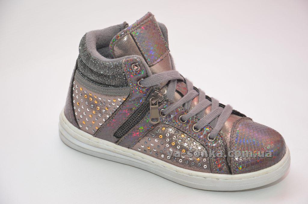 c98246e8972ac3 Черевики демісезонні для дівчинки - Ясонька - магазин дитячого взуття