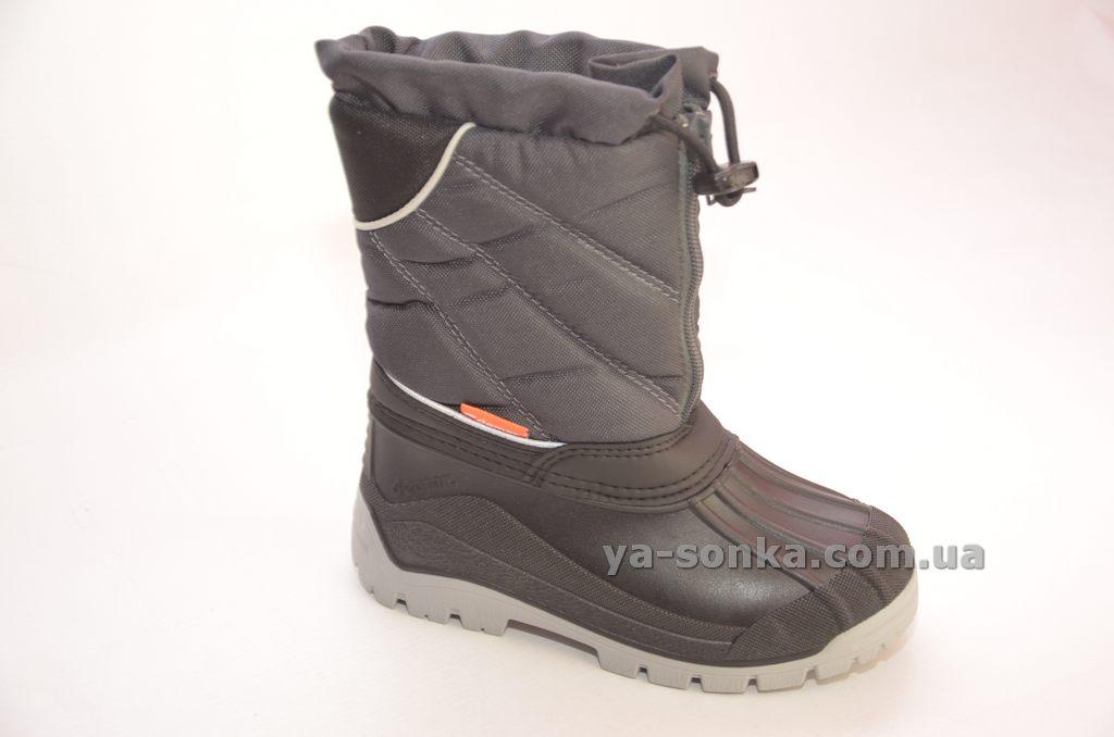 2058ebfab101cc Купить детскую зимнюю обувь. Дутики для мальчика, Demar, 2335 ...
