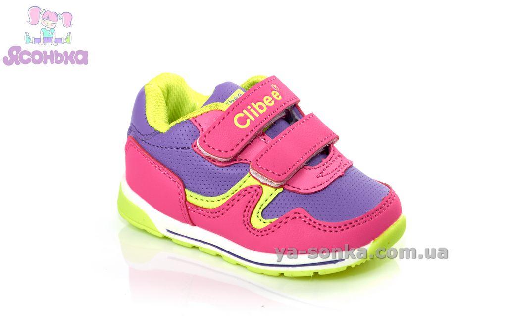 ce3ef8fa Купить детские кроссовки. Кроссовки для девочки Clibee, 2492 ...