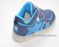 Ботинки- кроссовки для мальчика с подсветкой
