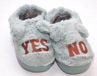 """Тапочки """"Да и Нет"""""""