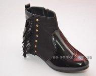 Демисезонные ботинки для девочек