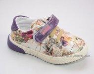 Демисезонные туфли для девочек