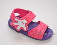 Сандалии пляжные для девочек