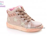 Ботинки для девочки фирмы Clibee