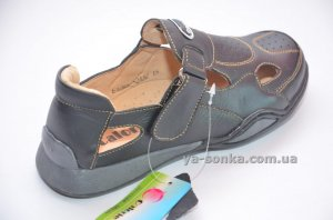 Туфли- сандалии  для мальчика