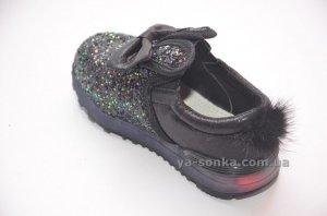 """Туфли для девочки """"Кролики"""""""