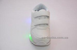 Кроссовки для ребенка c подсветкой