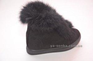 Купить детскую демисезонную обувь. Модные сникерсы с мехом. 73bc95583a516