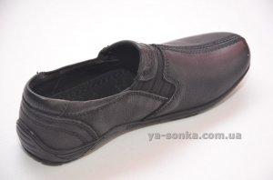 Туфли из кожи для мальчика