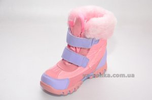 Термо ботинки для девочки
