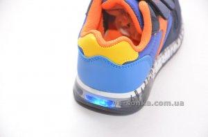 Кроссовки с подсветкой для мальчика