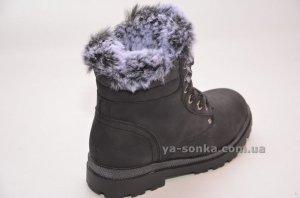 Зимние ботинки для девочки