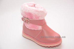 Купить детскую зимнюю обувь. Зимние сапожки для девочки Clibee 7279d2fd41c30